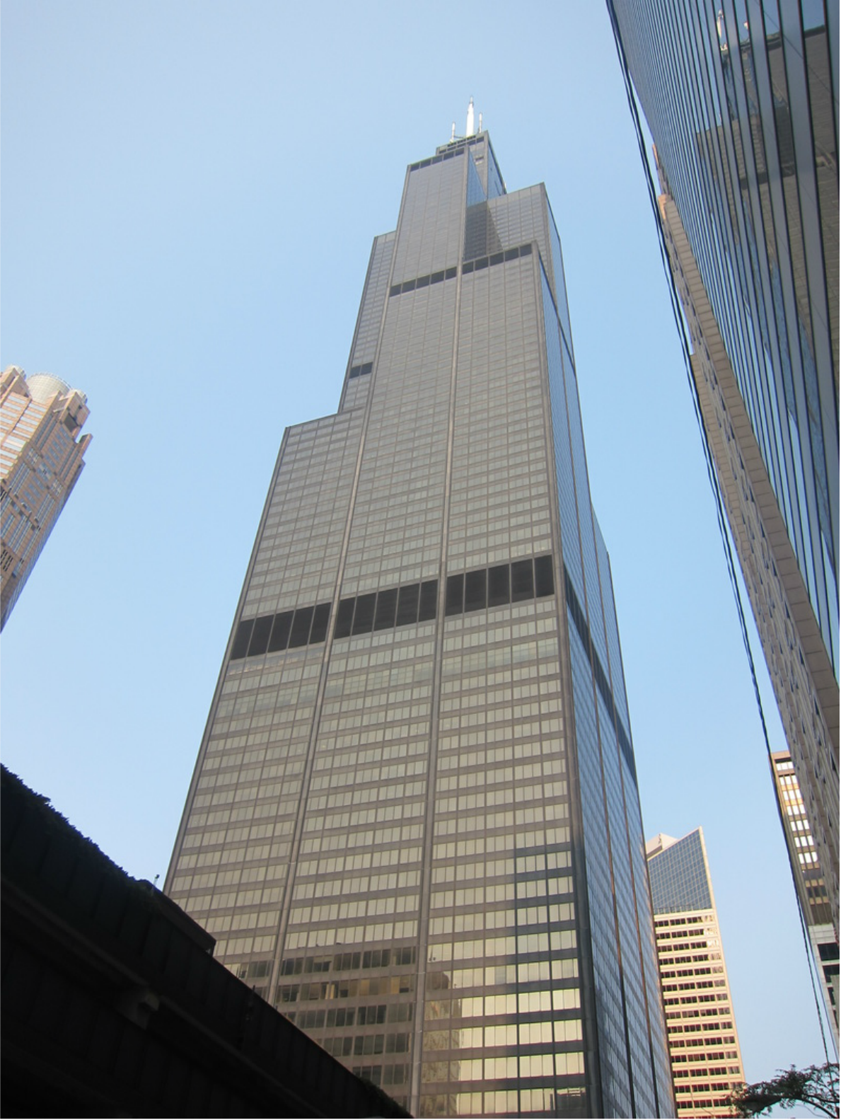 Willis Tower Formerly Sears Tower Scottish Travel
