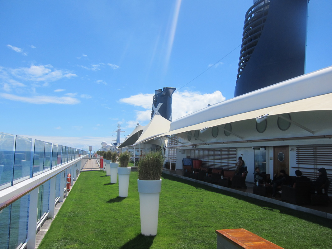 Celebrity Solstice voyage to Alaska - Scottish Travel